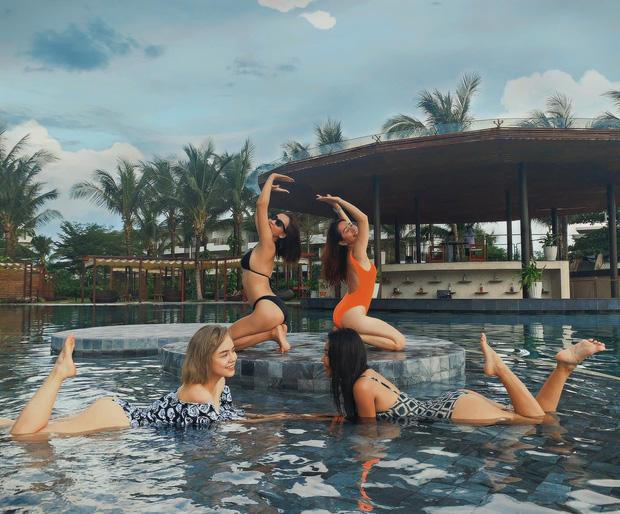Sau status bóc phốt ngộ độc thức ăn, Thái Trinh hé lộ động thái của phía resort 5 sao 2
