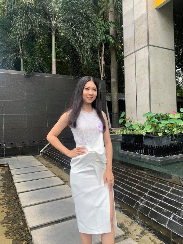 Thí sinh Thanh Phương