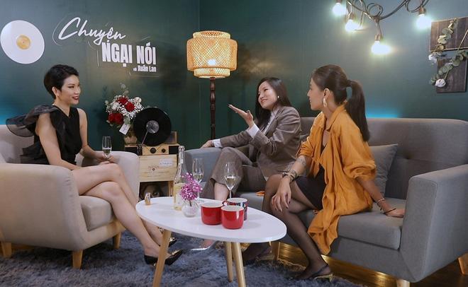Host Xuân Lan, Lý Phương Châu và Mây Phạm