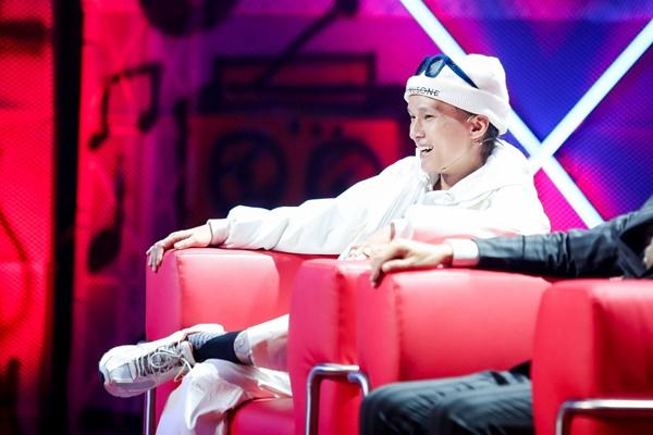 'King of Rap':Hoàng Đảo Chủ và Weeza ra về, 'chiến binh' bảng C 'lội ngược dòng' đầy thuyết phục 13