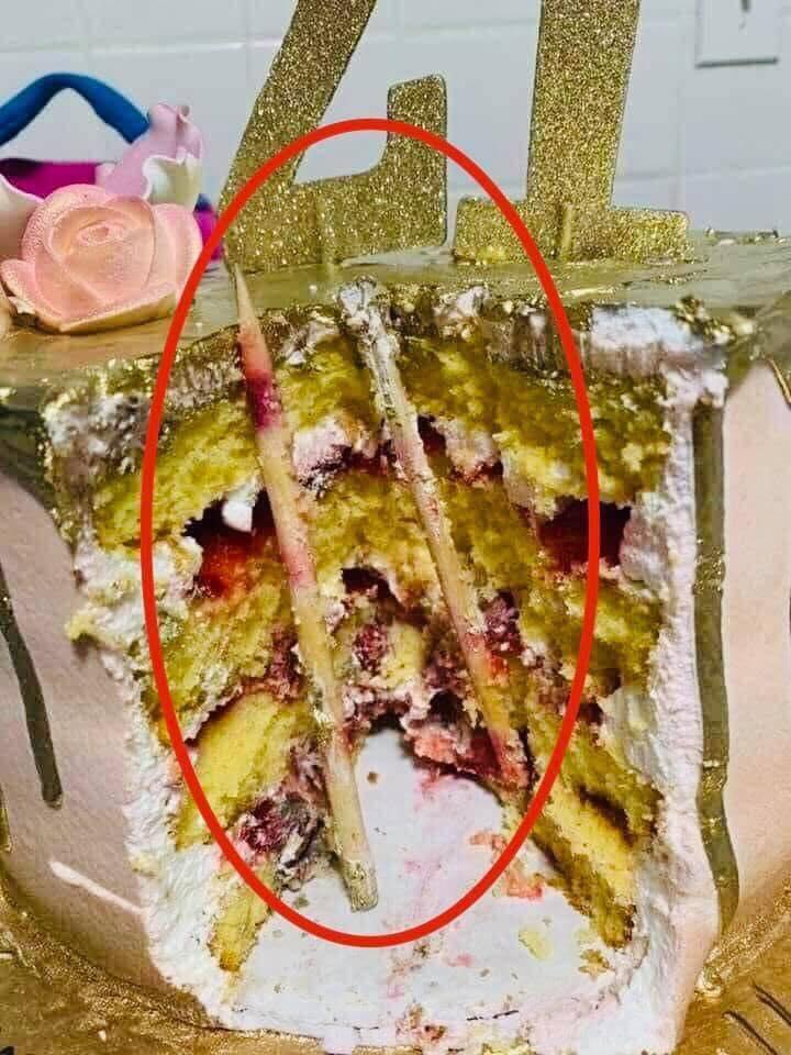 Cảnh báo: Úp bánh kem sinh nhật vào mặt người khác và nguy hiểm khôn lường không ai ngờ tới 1