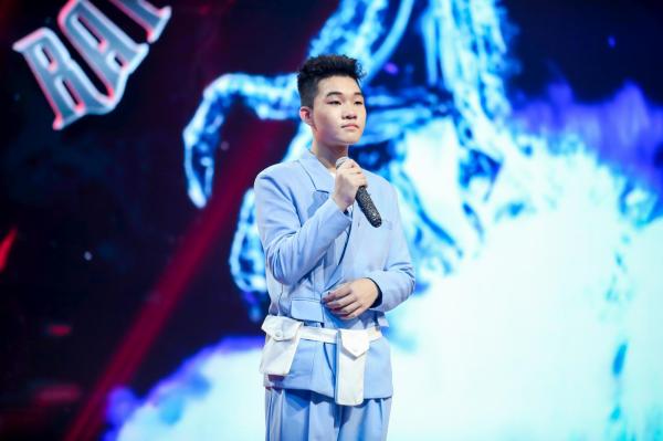 Lần đầu viết rap trên giai điệu rock, Kenji được nhạc sĩ Hồ Hoài Anh và LK cổ vũ nhiệt tình 4