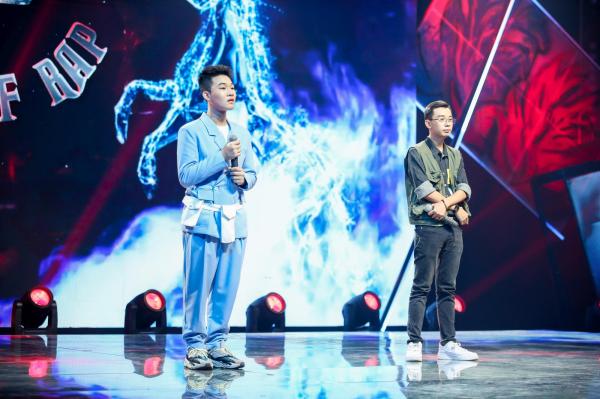 Lần đầu viết rap trên giai điệu rock, Kenji được nhạc sĩ Hồ Hoài Anh và LK cổ vũ nhiệt tình 2