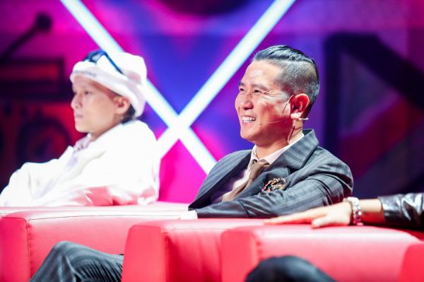 Lần đầu viết rap trên giai điệu rock, Kenji được nhạc sĩ Hồ Hoài Anh và LK cổ vũ nhiệt tình 3