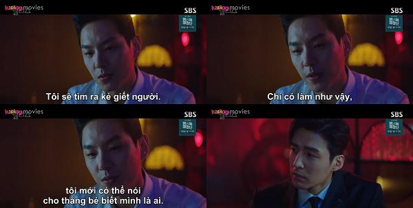 Min Hyuk quyết tâm tìm ra kẻ giết Yoon Tae Yi.