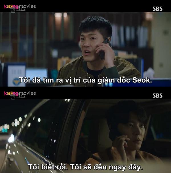 Cảnh sát tìm được nơi trưởng phòng Seo mất tích.