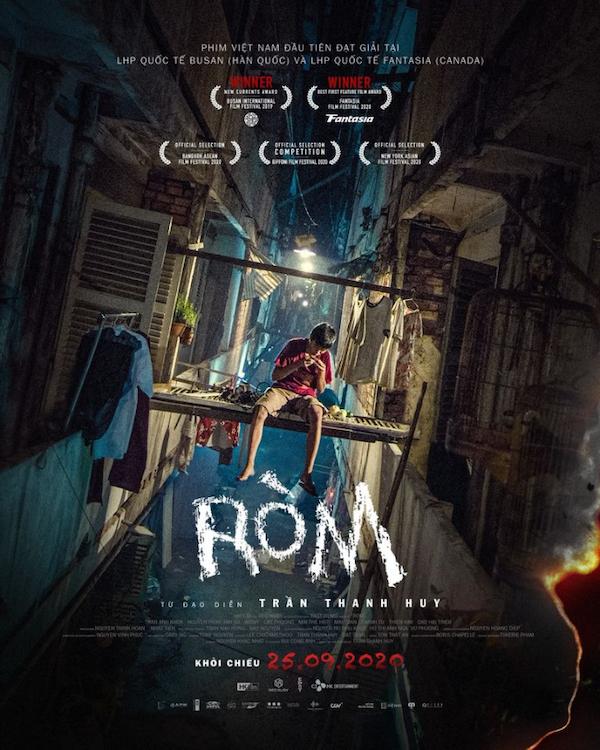 Review 'Ròm': có xứng đáng được xếp vào hàng trải nghiệm điện ảnh 'đã đời'? 0