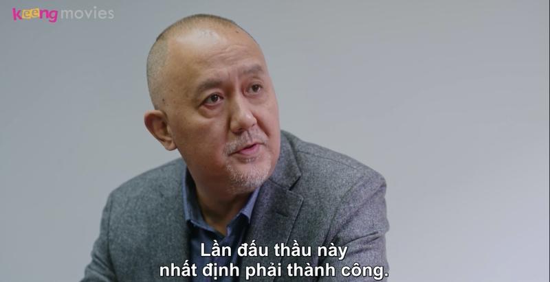 Khi mọi người đã ra về hết, Phan tổng yêu cầu Tư Vũ nhất định phải đấu thầu thành công dự án với công ty Lưu Dương