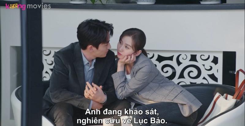 'Tôi thân yêu' tập 17-18: Lưu Thi Thi oán trách Chu Nhất Long lấy mình ra làm vật hy sinh 9