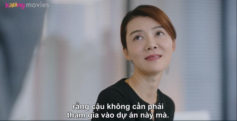 'Tôi thân yêu' tập 17-18: Lưu Thi Thi oán trách Chu Nhất Long lấy mình ra làm vật hy sinh 1