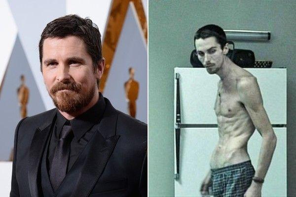 Vai diễn ám ảnh của Christian Bale.