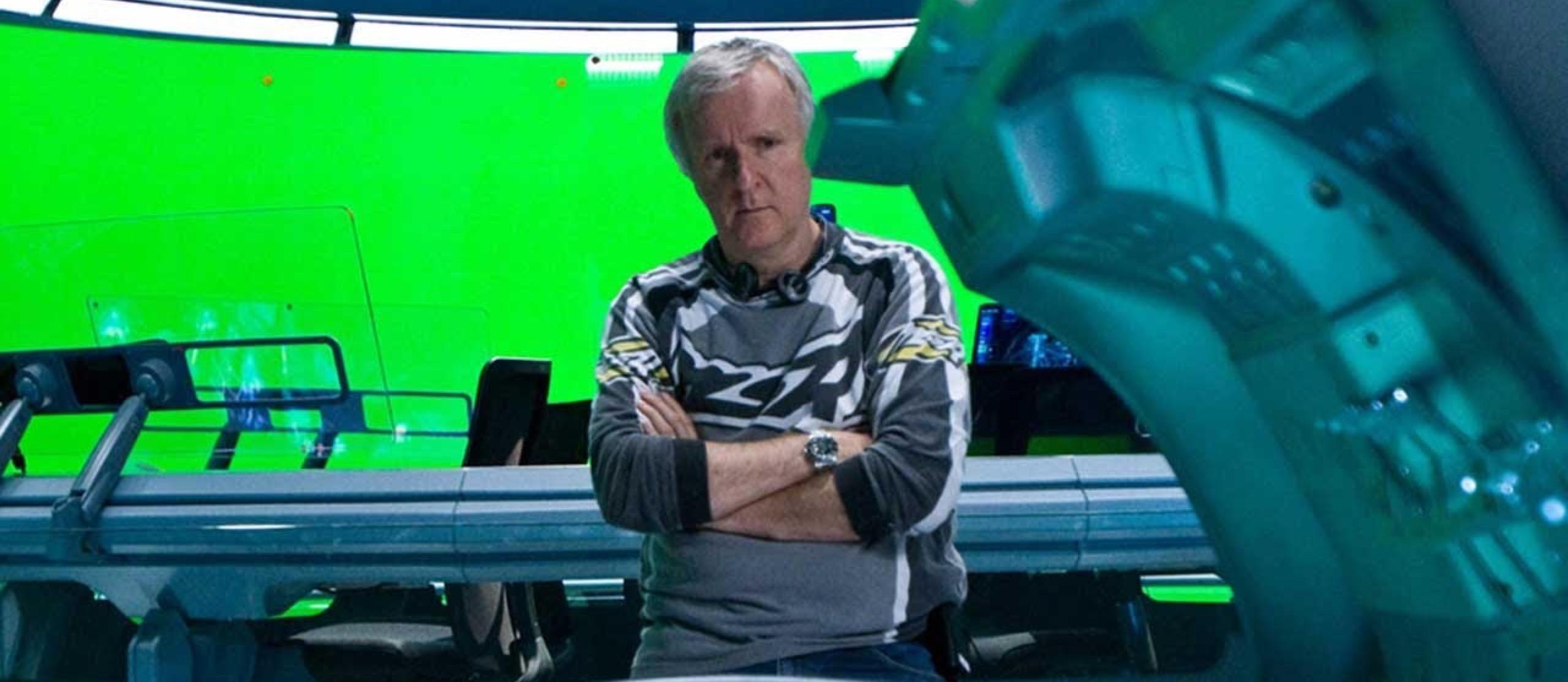 Đạo diễn James Cameron đang ở New Zealand đểquay Avatar 3.