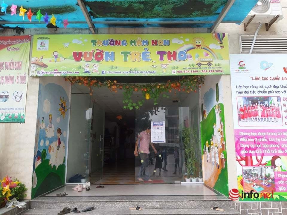 Trường Mầm non Kid's Garden