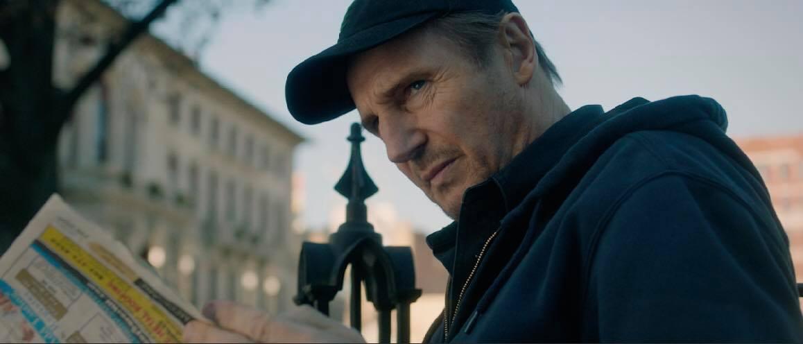 Bất chấp tuổi tác, Liam Neeson vẫn là một ngôi sao hành động sáng giá
