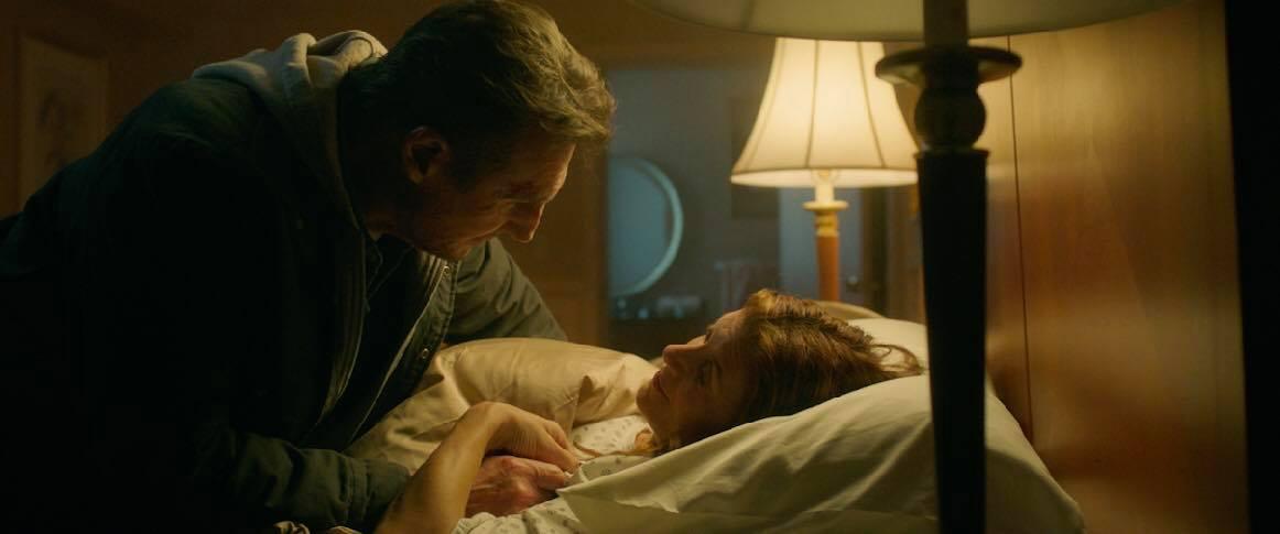 Tài tử Liam Neeson mãi chưa thoát được kiếp lận đận, cân não đối đầu FBI trong phim hành động mới 4