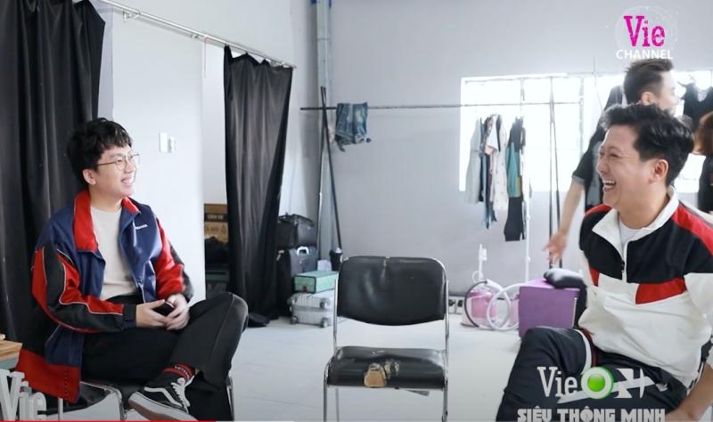 Hari Won bị Trường Giang 'lật tẩy' trong hậu trường show mới, khổ chủ chỉ biết cười trừ! 2