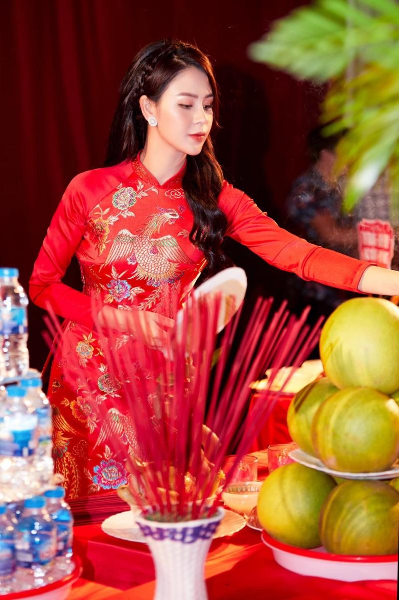 Bất ngờ trước màn 'lột xác' đầy ngoạn mục của nữ diễn viên trẻ Lương Thu Trang 1