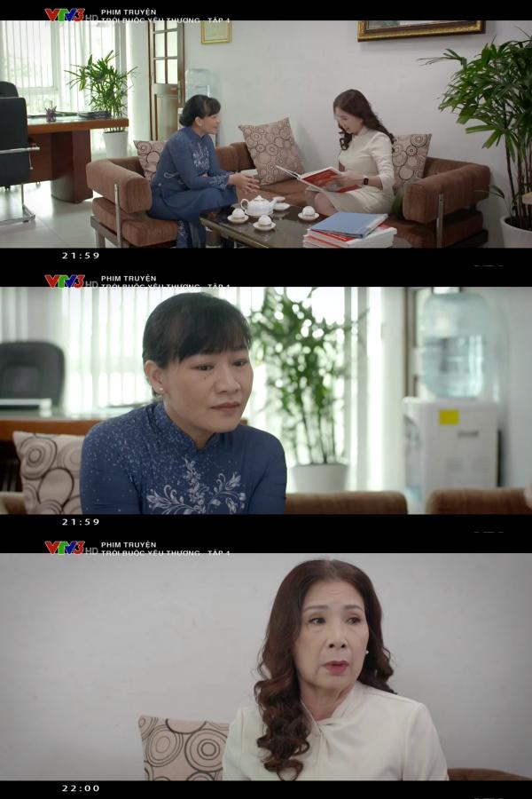 'Trói buộc yêu thương' tập 4: Trương Quỳnh Anh lộ 'mặt cáo', quá khứ là dân chơi chính hiệu 0
