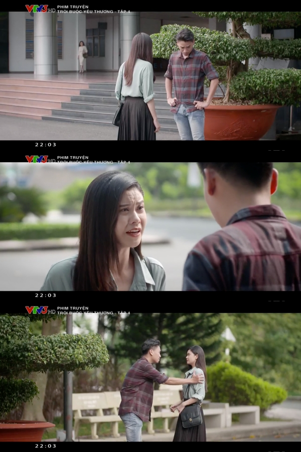'Trói buộc yêu thương' tập 4: Trương Quỳnh Anh lộ 'mặt cáo', quá khứ là dân chơi chính hiệu 2
