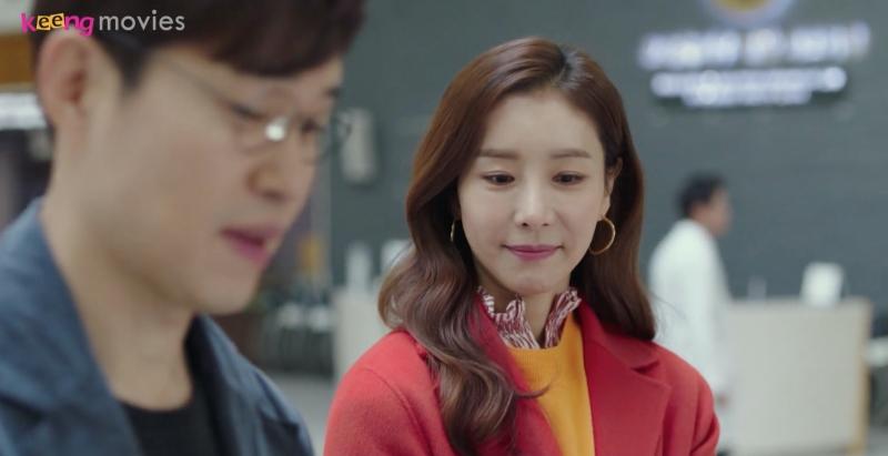 Đến phút cuối trước khi ra đi, Hae Sook vẫn không nói cho Goong Chul biết bệnh tình của mình