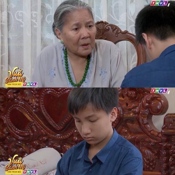 'Vua bánh mì' hé lộ tập 7: Ấm ức khi con trai riêng của chồng xuất hiện, Thân Thúy Hà khóc tức tưởi trên vai nhân tình 4