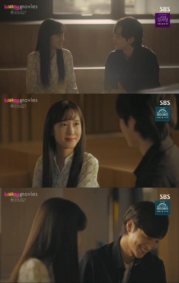 Song Ah và Joon Young bày tỏ những điều khó nói với đối phương.