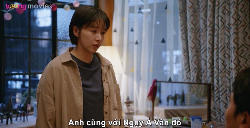 Chi Chi hỏi thẳng Lưu Dương mối quan hệ với Á Vân là thế nào