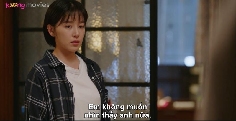 Cuối cùng, Chi Chi đuổi Lưu Dương ra khỏi nhà