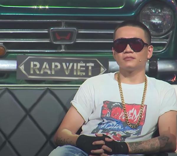 HLV Wowy tại Rap Việt