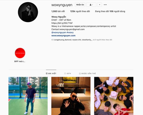 Wowy trong vòng Đối đầu 'Rap Việt': Hết cool ngầu lại đến 'tím lịm tìm sim' 7