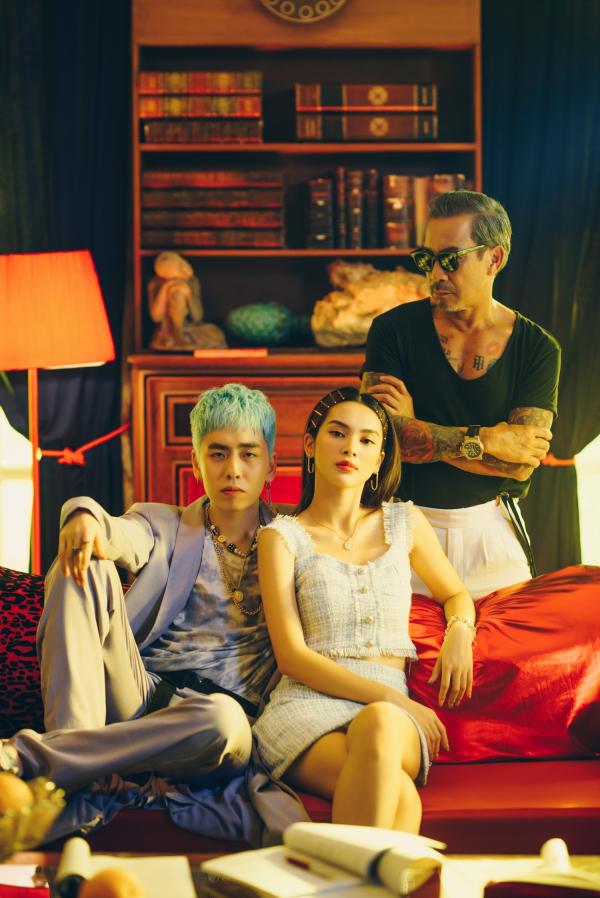 Osad phản ánh góc tối của mối quan hệ Sugar Daddy - Sugar Baby trong MV mới 0