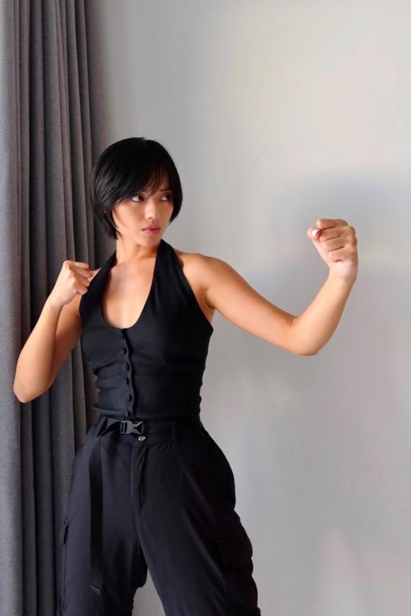 'Cô em trendy' Khánh Linh và màn casting ấn tượng trong đợt casting đầu tiên của Trưng Vương