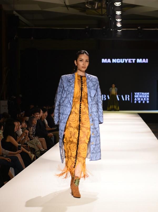 2 BST thời trang được lựa chọn 'chinh chiến' Quốc tế: Việt Nam không hề 'nhỏ bé'tí nào! 4