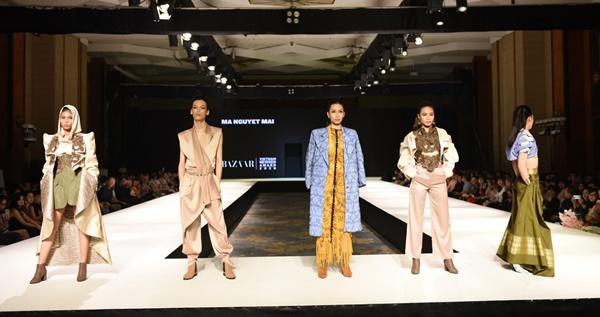 2 BST thời trang được lựa chọn 'chinh chiến' Quốc tế: Việt Nam không hề 'nhỏ bé'tí nào! 1