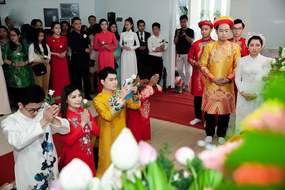 MC trẻ ở Đà Nẵng hội tụ trong ngày giỗ tổ sân khấu 8