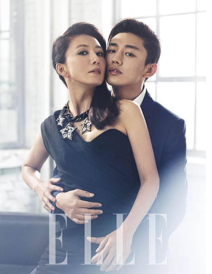 4 cặp đôi xứng tuổi 'cô - cháu' vẫn yêu đương nồng nhiệt trên màn ảnh châu Á 7