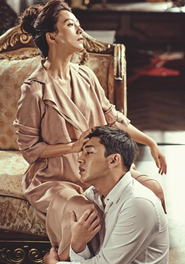 4 cặp đôi xứng tuổi 'cô - cháu' vẫn yêu đương nồng nhiệt trên màn ảnh châu Á 9