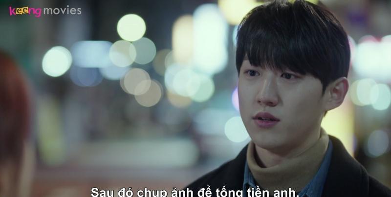 Ji Wook biết hết chuyện này nhưng anh vẫn luôn yêu Ae Ra