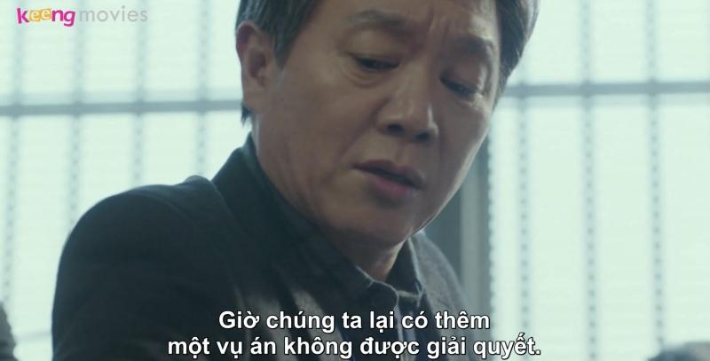 Tất cả bằng chứng đều bị Hae Sook tiêu hủy, vụ án của Kang San coi như không thể giải quyết