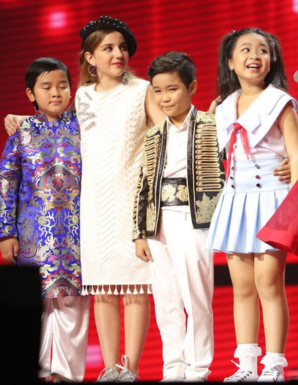 Các thí sinh Giọng hát Việt nhí thay đổi ngoại hình ngoạn mục sau khi trưởng thành 5