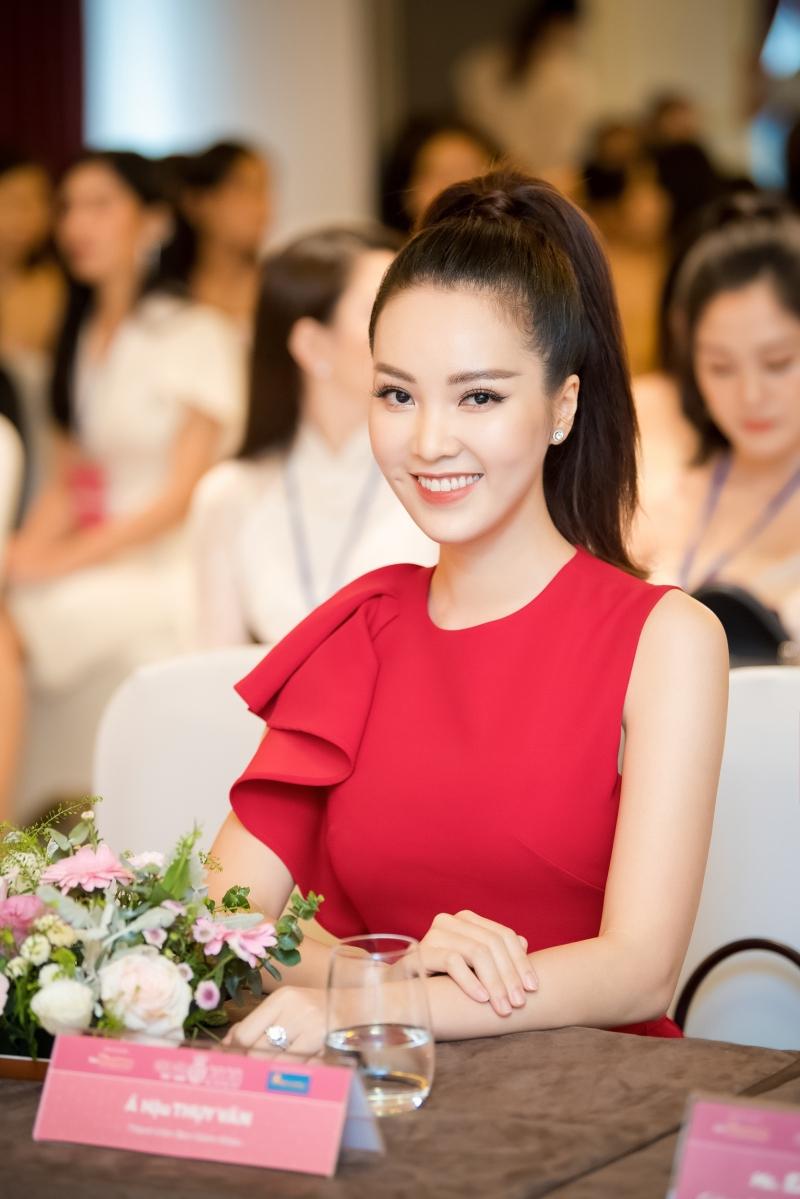 Á hậu Thụy Vân: 'Tổng đạo diễn đã có thể chọn ra top 10 Hoa hậu Việt Nam 2020' 1