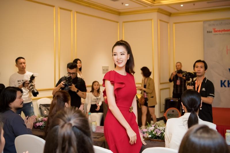 Á hậu Thụy Vân: 'Tổng đạo diễn đã có thể chọn ra top 10 Hoa hậu Việt Nam 2020' 3