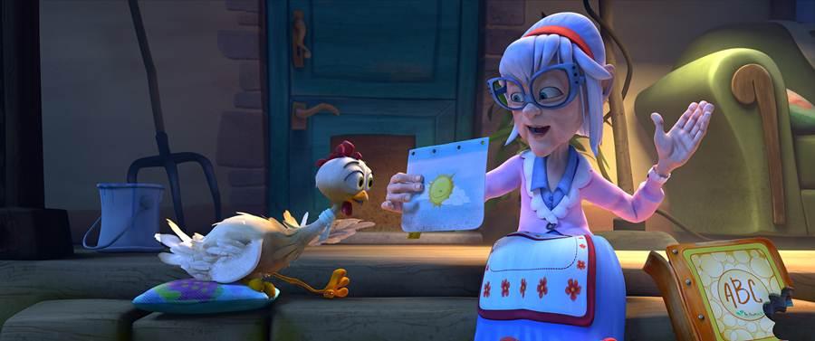 'Turu: Gà Tây Mê Quẩy' - phim hoạt hình vui nhộn dành cho cả nhà dịp Trung thu 0