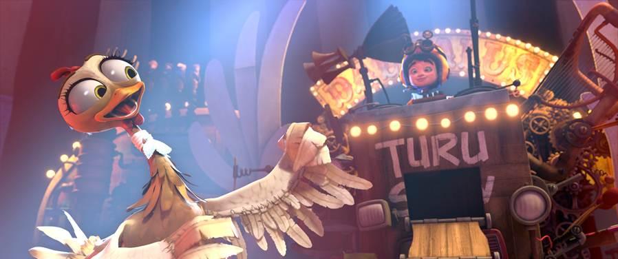 'Turu: Gà Tây Mê Quẩy' - phim hoạt hình vui nhộn dành cho cả nhà dịp Trung thu 2