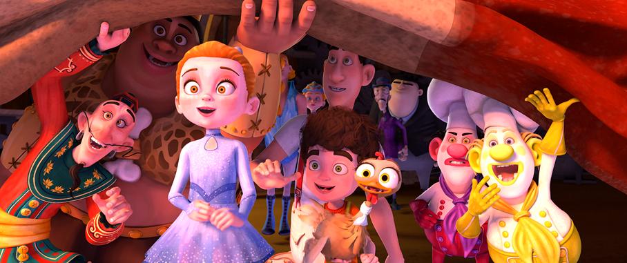 'Turu: Gà Tây Mê Quẩy' - phim hoạt hình vui nhộn dành cho cả nhà dịp Trung thu 4