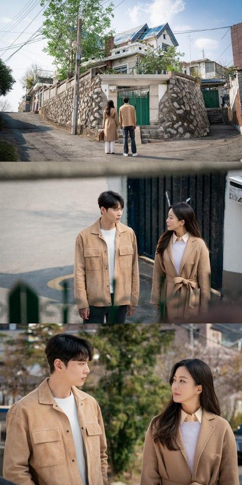 Tae Yi đến nhà Jin Gyeom ở tạm.
