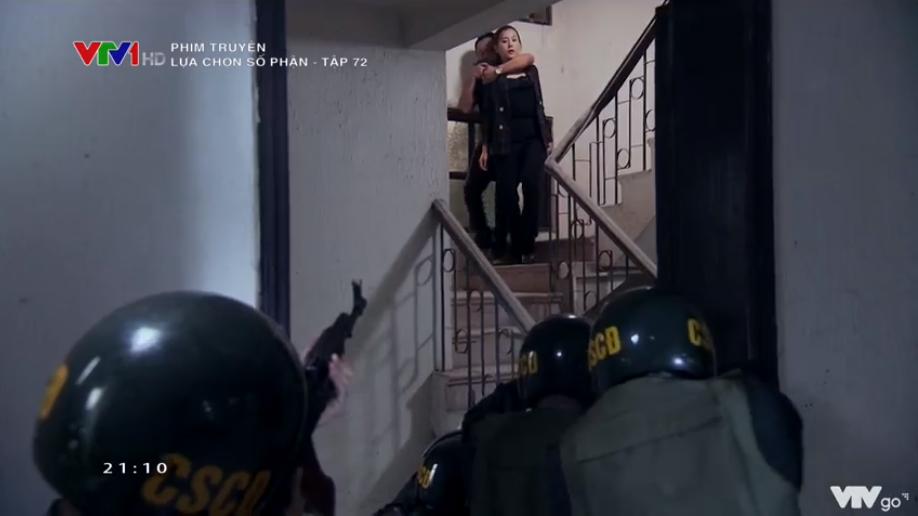 'Lựa chọn số phận' tập cuối: Cường thành công giải cứu Trang, cặp đôi Bích - Đức viên mãn 3