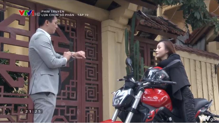 Trang và Cường lại được ở bên nhau