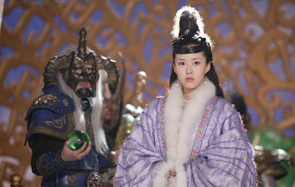 Điểm lại những nàng Hằng Nga tuyệt sắc trên màn ảnh Hoa ngữ nhân dịp tết Trung Thu 6