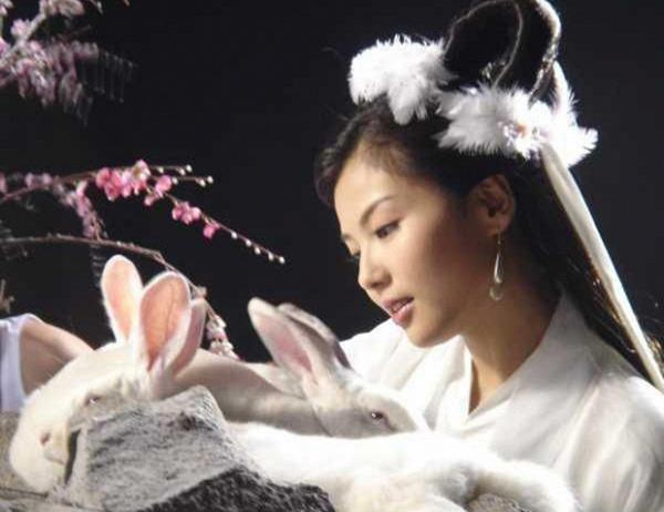 Điểm lại những nàng Hằng Nga tuyệt sắc trên màn ảnh Hoa ngữ nhân dịp tết Trung Thu 10
